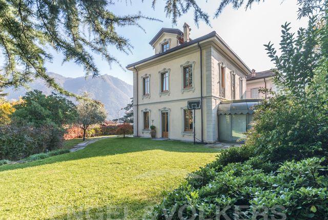 Thumbnail Villa for sale in Cernobbio, Lago di Como, Ita, Cernobbio, Como, Lombardy, Italy