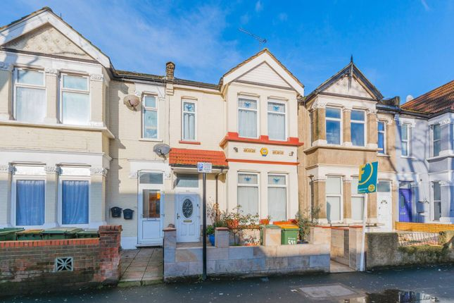 Thumbnail Terraced house to rent in Barking Road, Plaistow, London