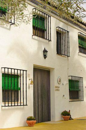 Entrance of Spain, Málaga, Antequera
