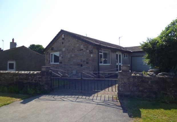 Thumbnail Detached bungalow for sale in Wennington Road, Wray, Lancaster