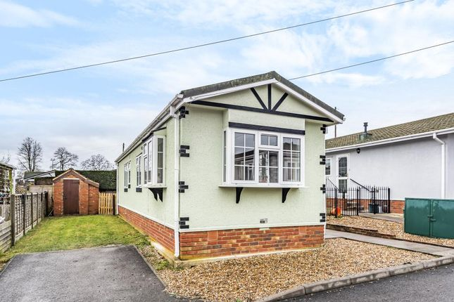 Mobile/park home for sale in Henley On Thames, South Oxfordshire