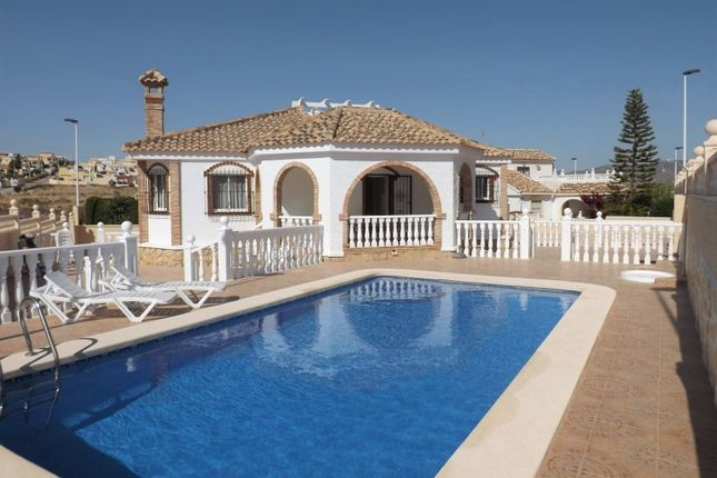 Thumbnail Villa for sale in Cps2491 Camposol, Murcia, Spain