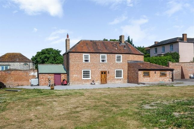 Thumbnail Detached house for sale in Pathe, Othery, Bridgwater, Somerset
