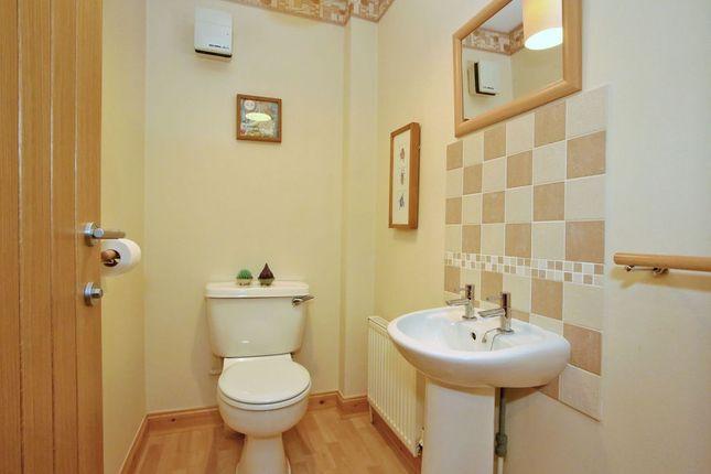 Cloakroom of Boyd Orr Place, Aberdeen AB12