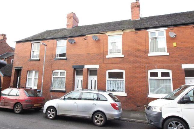 Thumbnail Terraced house for sale in Frith Street, Leek