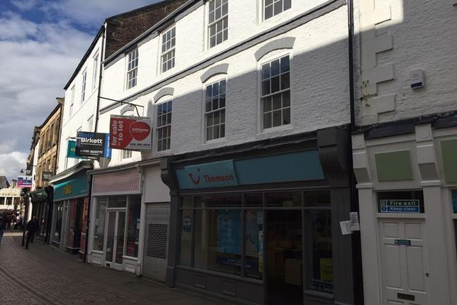 Thumbnail Commercial property for sale in 28-28A Fore Street, Hexham, Northumberland