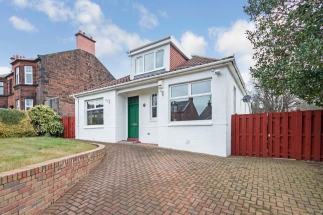 Thumbnail Bungalow for sale in Fothringham Road, Ayr, South Ayrshire, Scotland