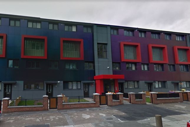 Thumbnail Maisonette to rent in Wellington Road, Liverpool