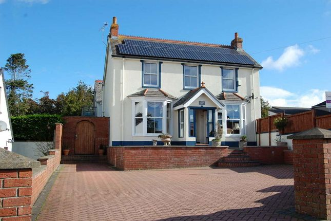 Thumbnail Detached house for sale in Serpentine Road, Tenby, Tenby, Pembrokeshire