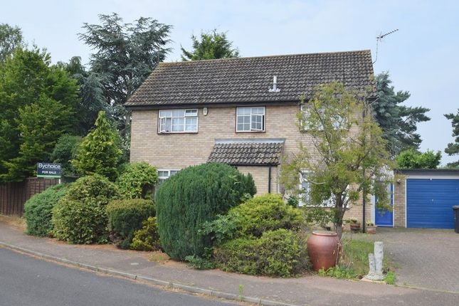 4 bed detached house for sale in Nunnery Drive, Thetford