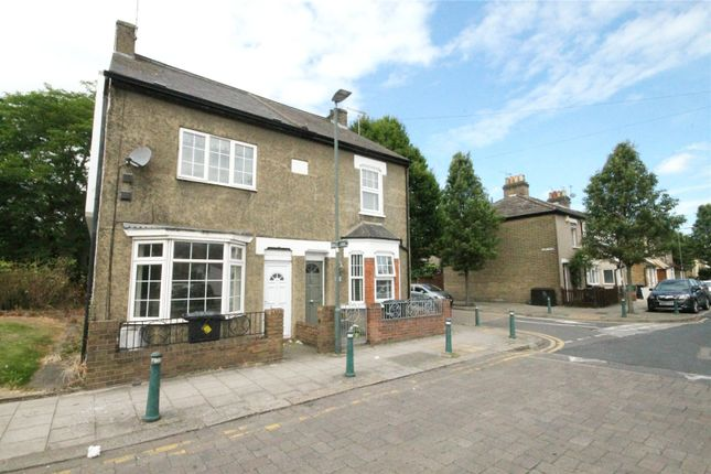 Thumbnail End terrace house for sale in Queens Road, Waltham Cross, Hertfordshire