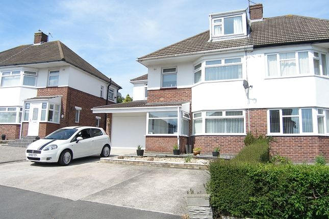 Thumbnail Property for sale in Crossfield Road, Barry