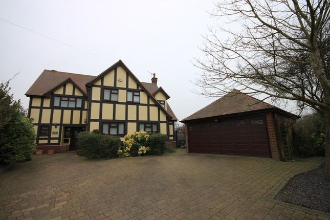 Thumbnail Detached house to rent in Kirkham Road, Horndon-On-The-Hill, Stanford-Le-Hope