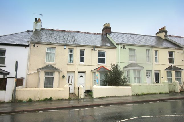 Thumbnail Terraced house to rent in North Road, Saltash