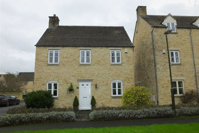 Thumbnail Detached house to rent in The Limes, South Cerney, Gloucestershire