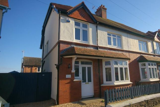 Thumbnail Property to rent in Glenmore Road, Minehead