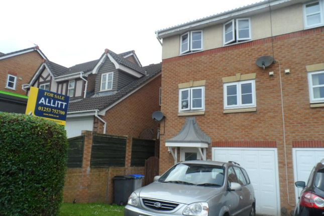 Thumbnail Semi-detached house for sale in Tower View, Bispham