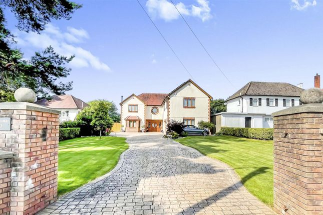 Thumbnail Detached house for sale in Gilfach Road, Neath