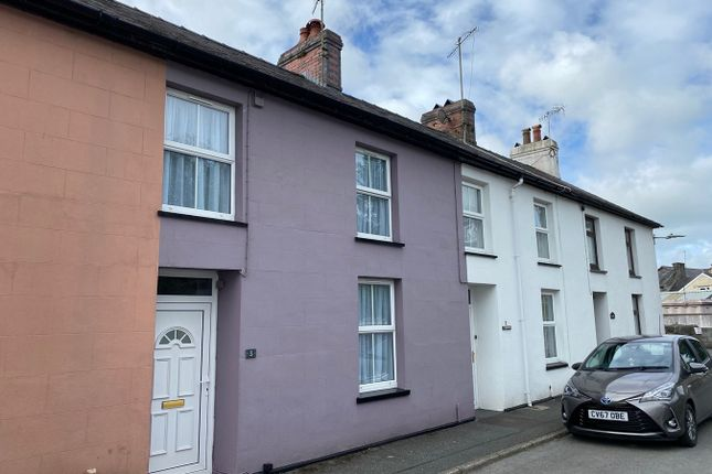 Thumbnail Terraced house for sale in Mill Street, Lampeter
