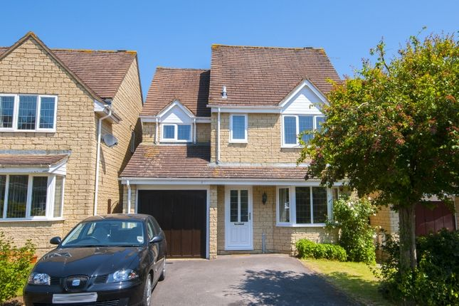 Thumbnail Property to rent in Chedworth Drive, Witney