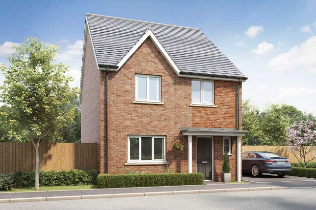 "4 bed detached house for sale in ""The Mylne"" at Amesbury Road, Longhedge, Salisbury SP4"