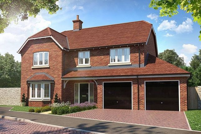 "Thumbnail Detached house for sale in ""The Turnland"" at Gravel Lane, Drayton, Abingdon"
