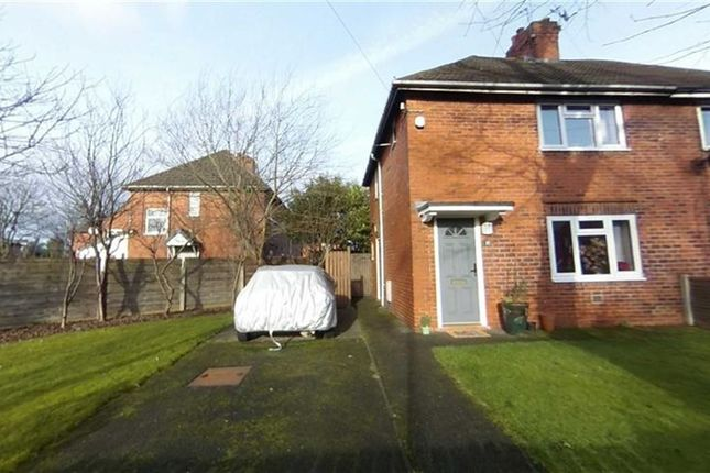 Thumbnail Semi-detached house for sale in Platt Lane, Fallowfield, Manchester