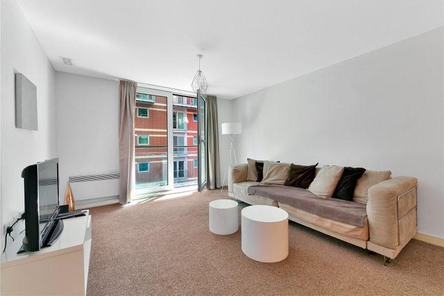 Reception Room of Salamanca Place, London SE1