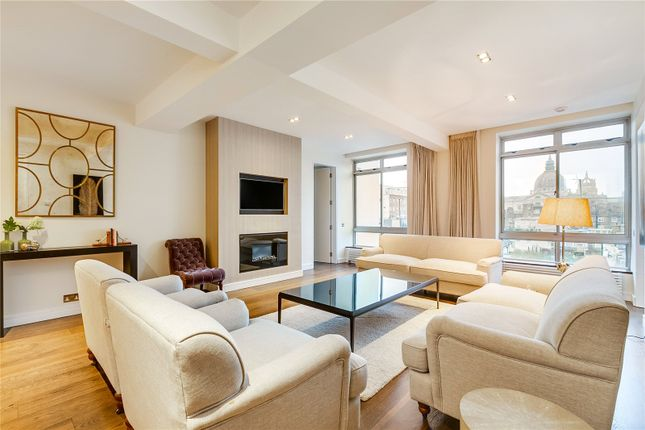 Thumbnail Flat for sale in Cheval House, 30 Montpelier Walk, Knightsbridge