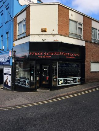 Thumbnail Commercial property for sale in Bath Street, Ilkeston