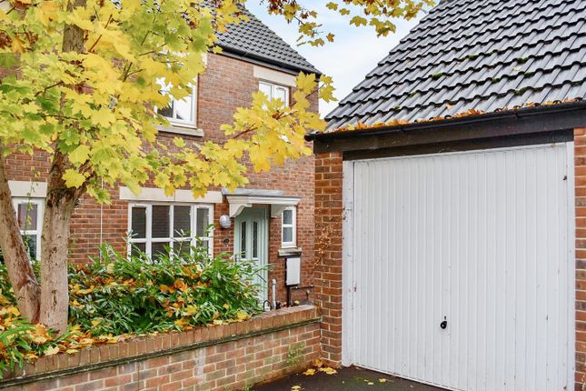 Thumbnail Semi-detached house for sale in Winters Field, Taunton