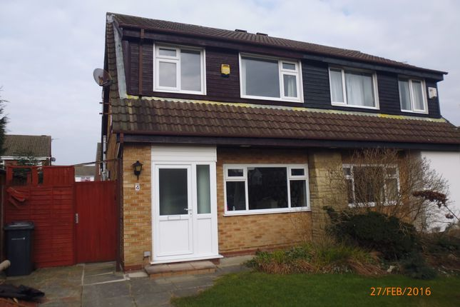3 bed semi-detached house to rent in Shenley Way, Southport PR9