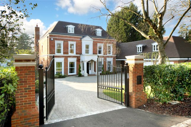 Thumbnail Detached house to rent in Harewood Road, Chalfont St. Giles, Buckinghamshire