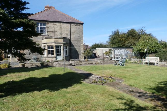 Thumbnail End terrace house for sale in Oswald Street, Amble, Morpeth