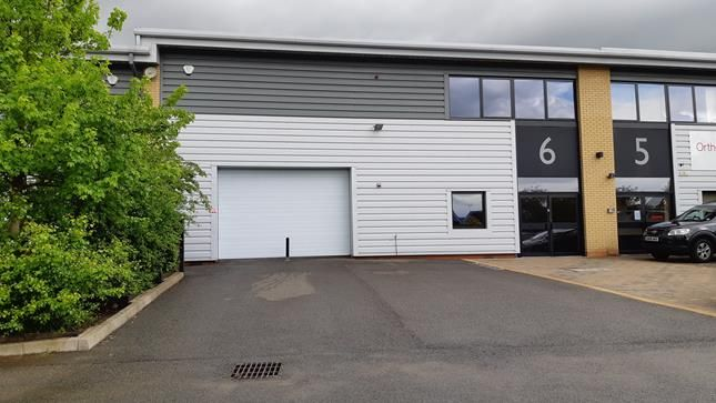 Thumbnail Light industrial to let in Unit 6 West Station Business Park, Spital Road, Maldon, Essex