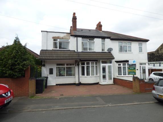 Front of Vicarage Road, Off Long Lane, Halesowen, West Midlands B62