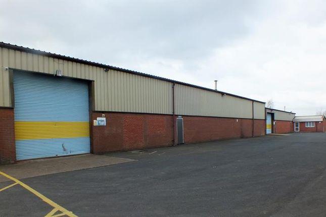 Thumbnail Light industrial to let in Hoo Farm Industrial Estate, Unit 4, Edwin Avenue, Kidderminster