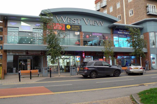 Thumbnail Retail premises to let in 4 West View, Market Street, Bracknell