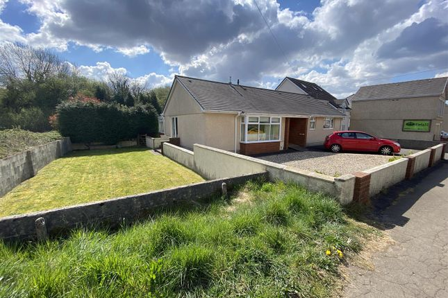 Thumbnail Detached bungalow for sale in Pantyffynnon Road, Ammanford