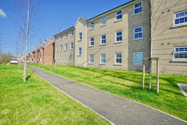 Thumbnail Flat for sale in Delphinium Court, Eynesbury, St. Neots