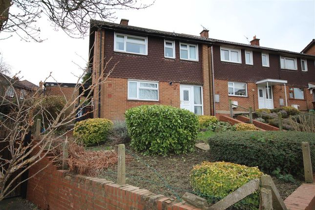 Thumbnail Detached house for sale in Monyash Close, Ilkeston