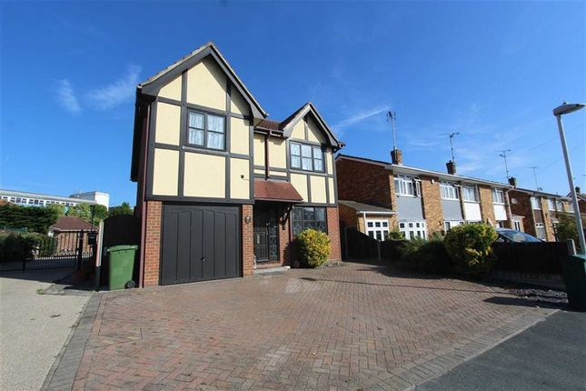 Thumbnail Property to rent in Beauchamps Drive, Wickford, Essex