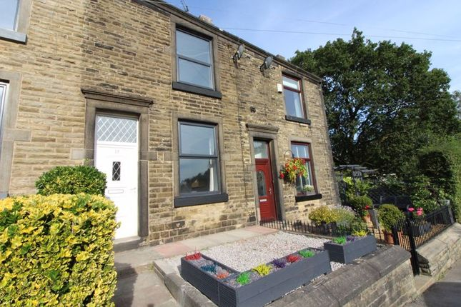 2 bed terraced house to rent in Cemetery Road, Ramsbottom, Bury BL0