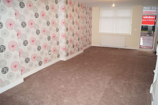 Thumbnail Terraced house to rent in Stockport Road, Levenshulme, Manchester