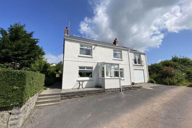 Thumbnail Detached house for sale in Llangain, Carmarthen
