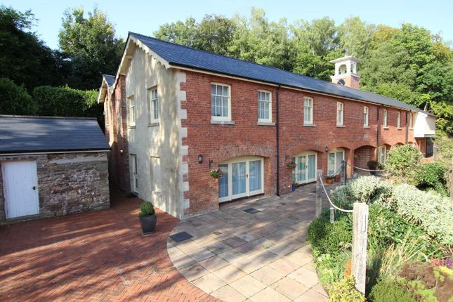 Thumbnail End terrace house for sale in Penoyre, Brecon