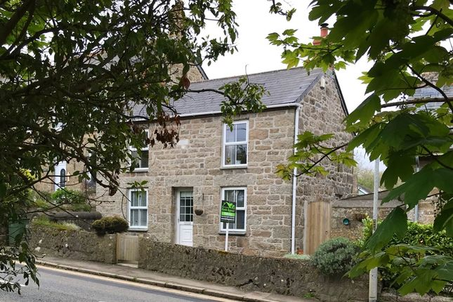 Thumbnail Detached house for sale in Lower Drift, Penzance, Cornwall.