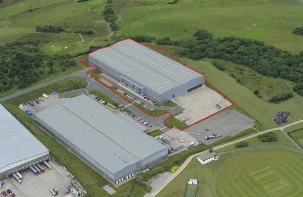 Thumbnail Warehouse for sale in Foxcover Distribution Park, Admiralty Way, Seaham