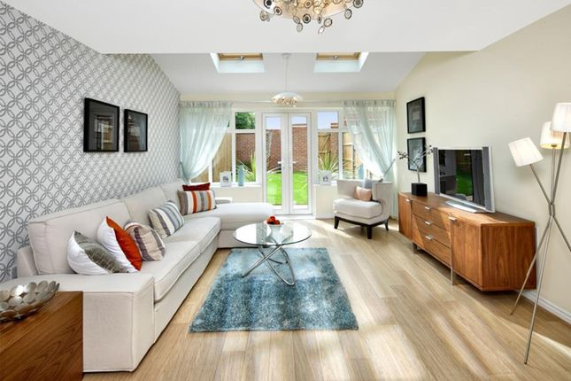 "Thumbnail End terrace house for sale in ""Fawley Special"" at Langley Road, Langley, Slough"