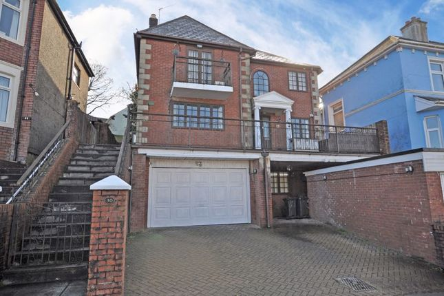Thumbnail Detached house for sale in Substantial Family House, Eveswell Park Road, Newport